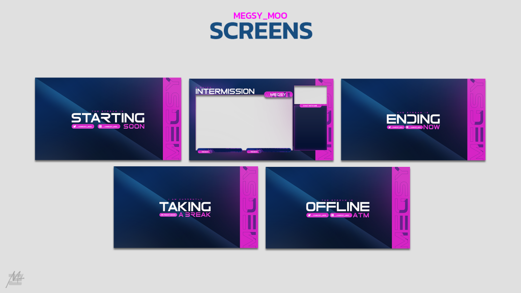 Project Stream package Megsy_Moo