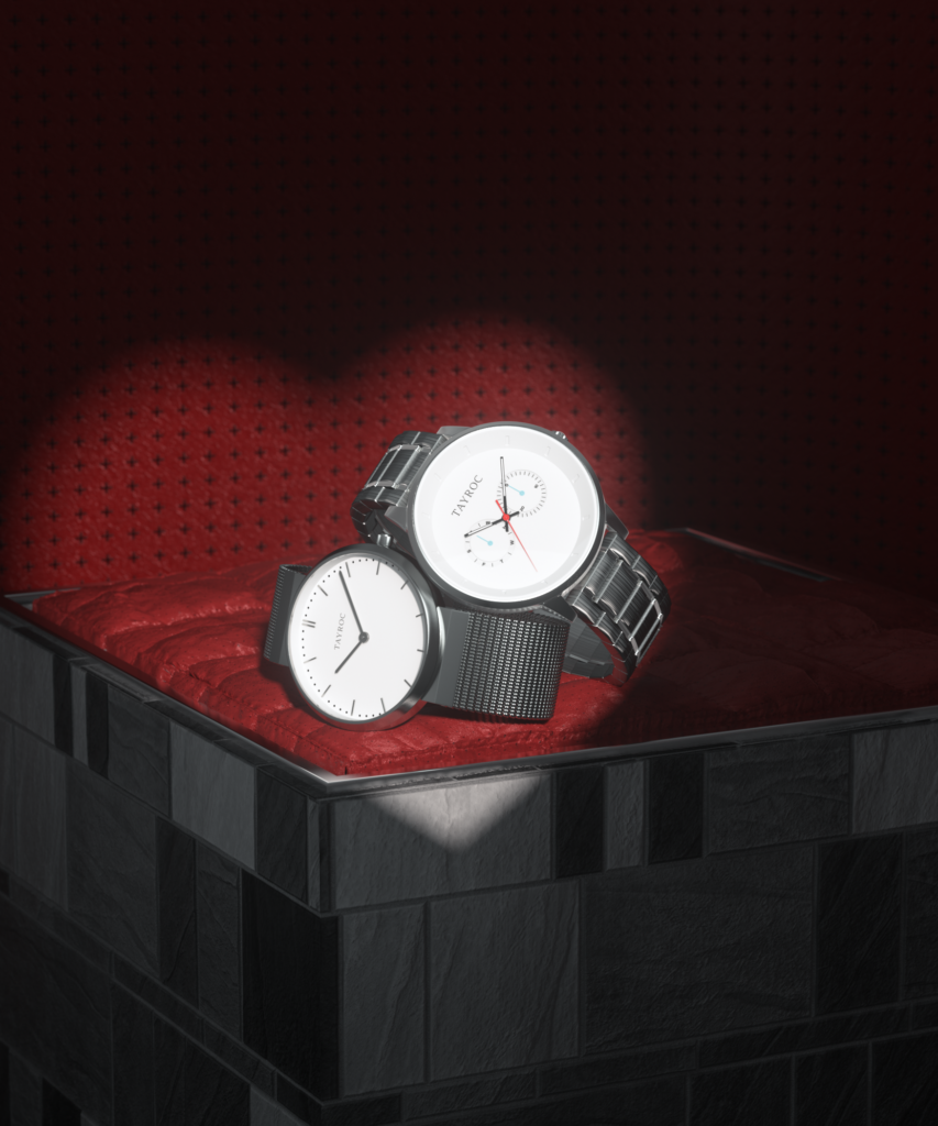 Project Tayroc Watches
